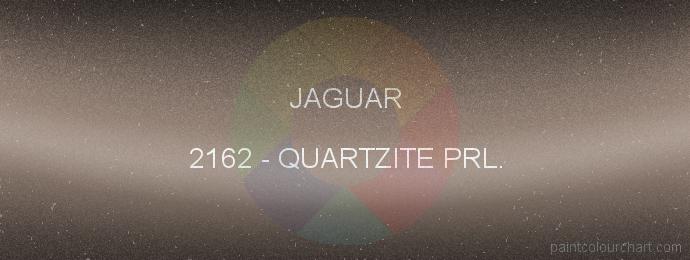 Jaguar paint 2162 Quartzite Prl.