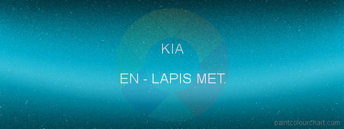 Kia paint EN Lapis Met.